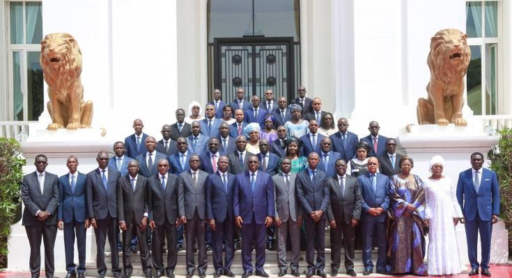 Sénégal,nouveau gouvernement,ministre en syncope