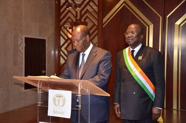 Session 2019 du sénat,Côte d'Ivoire,président de la République,Yamoussoukro