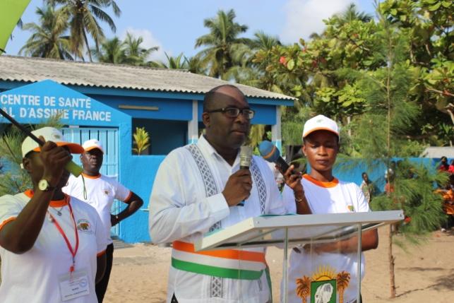Côte d'Ivoire,Assinie,fondation Atef Omaïs