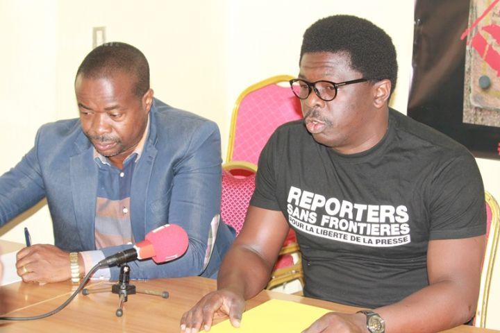 <côte d'Ivoire,Guy ANdré Kieffer,Reporters sans frontières