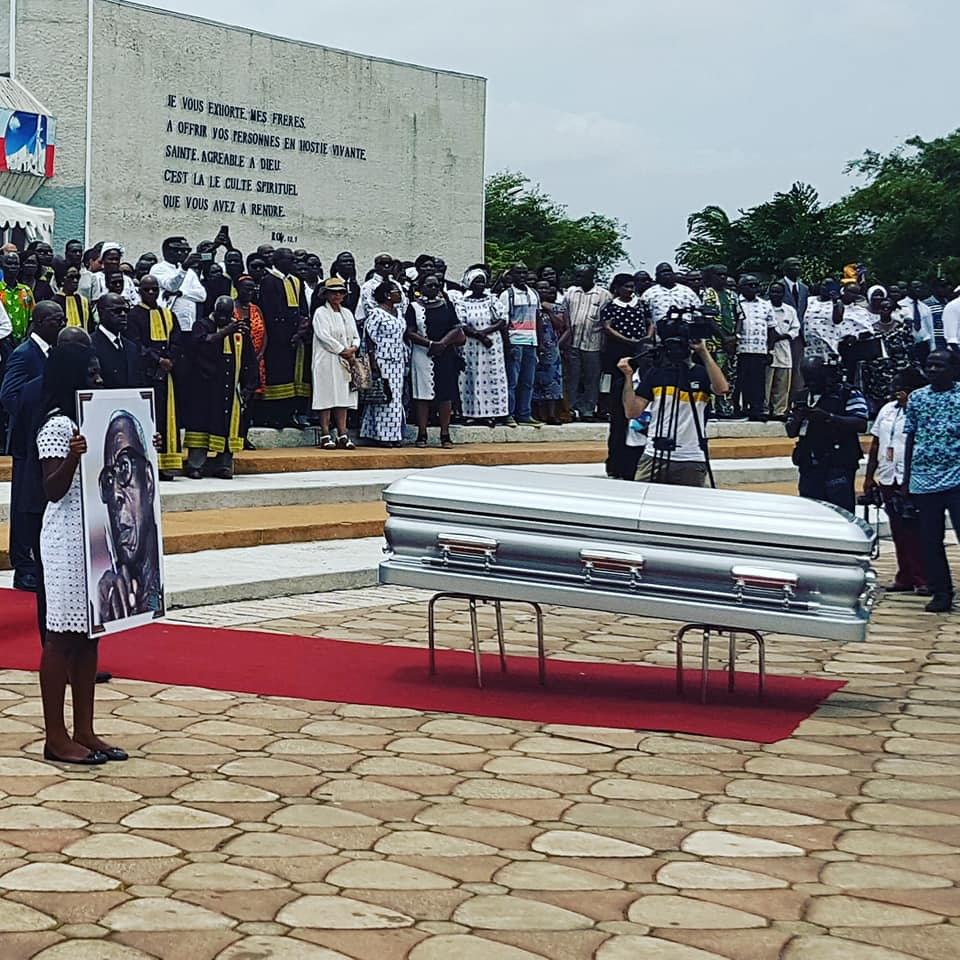 Côte d'Ivoire,Bernard Dadié,Litterature
