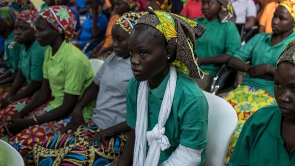 Nigeria,Boko Haram,Chibok,lycéennes,enlevement