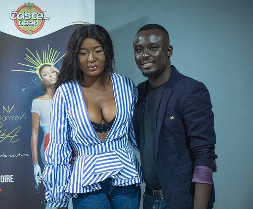 Côte d'Ivoire , haute couture,