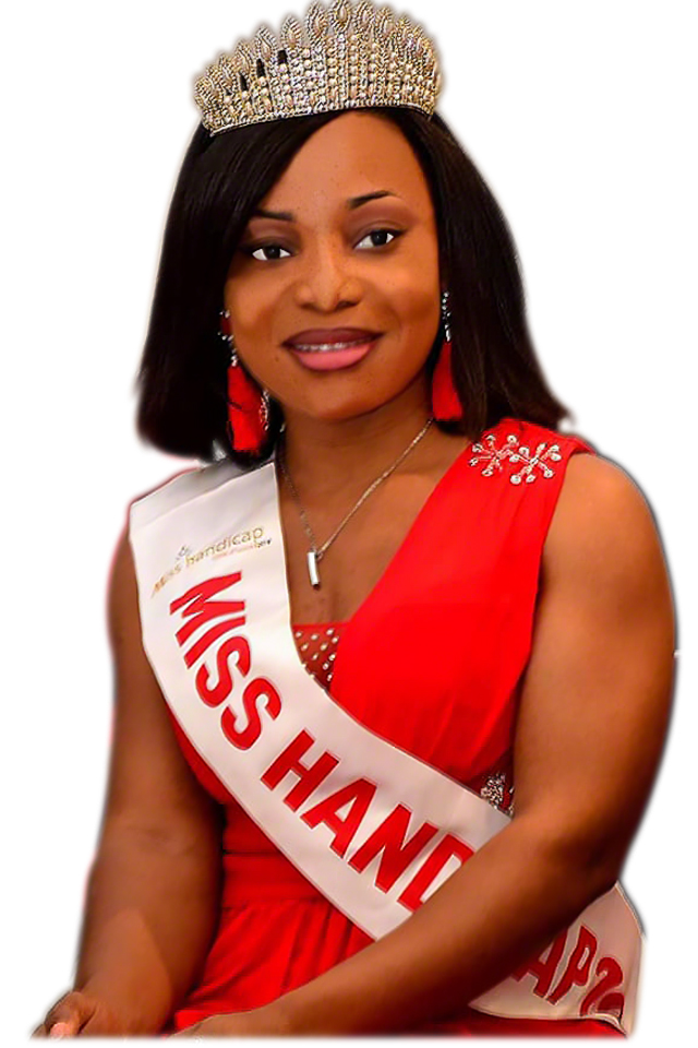 Côte d'Ivoire,Miss Handicap,Nuella