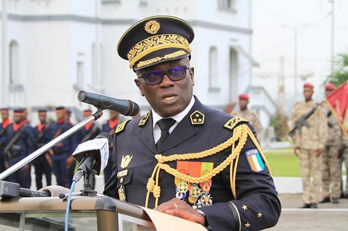 Côte d'Ivoire,interview chef d'Etat-major,Armée,école de guerre