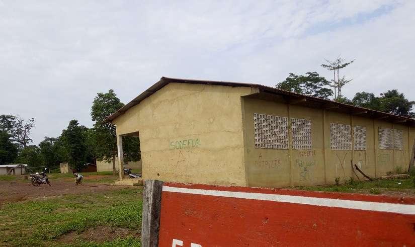 Cote d'Ivoire,forêt du scio,déguerpissement