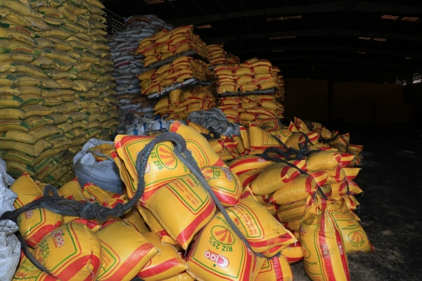 18 000 tonnes,riz avarié,Côte d'Ivoire