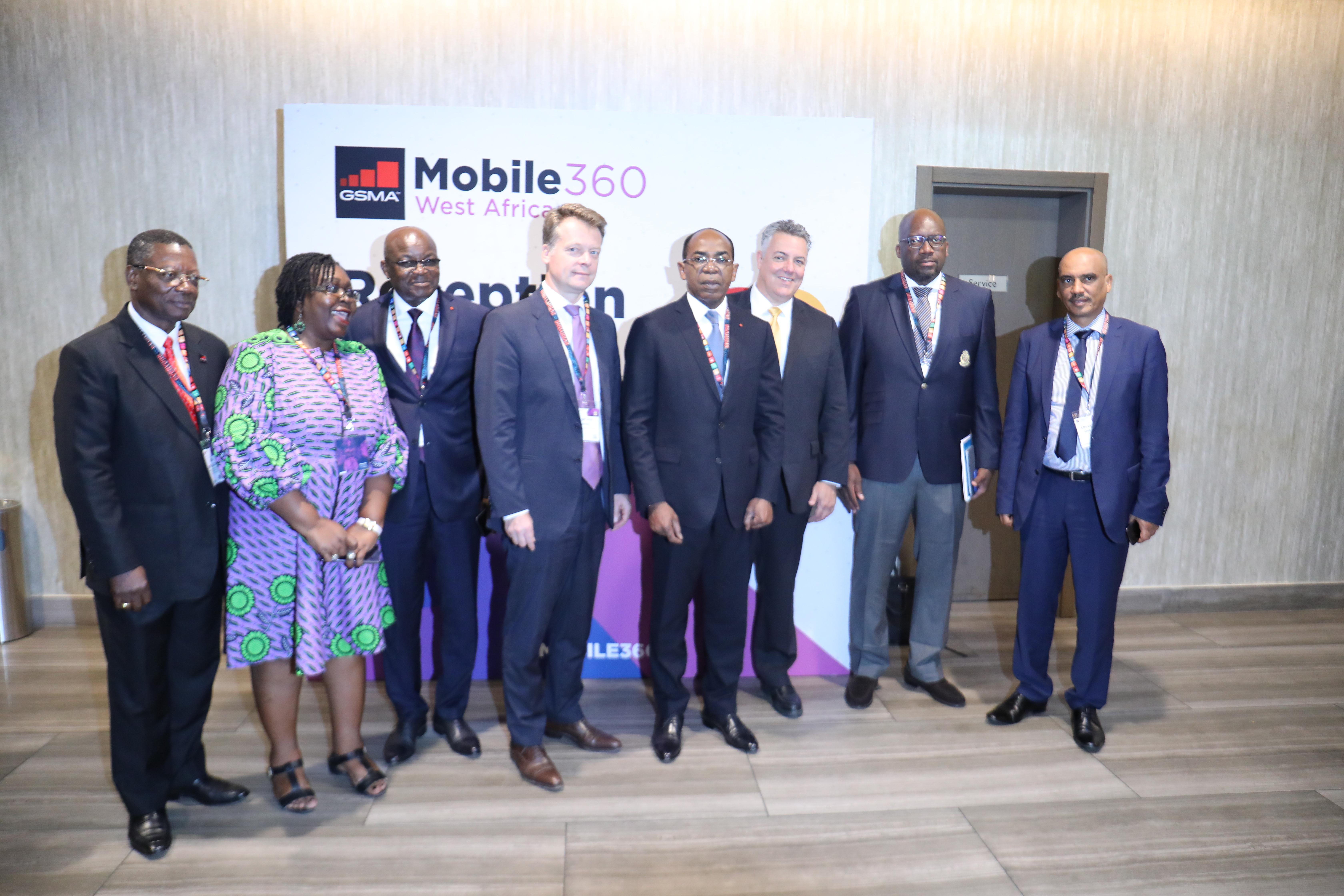 Côte d'Ivoire. GSMA,mobile,Économie mobile