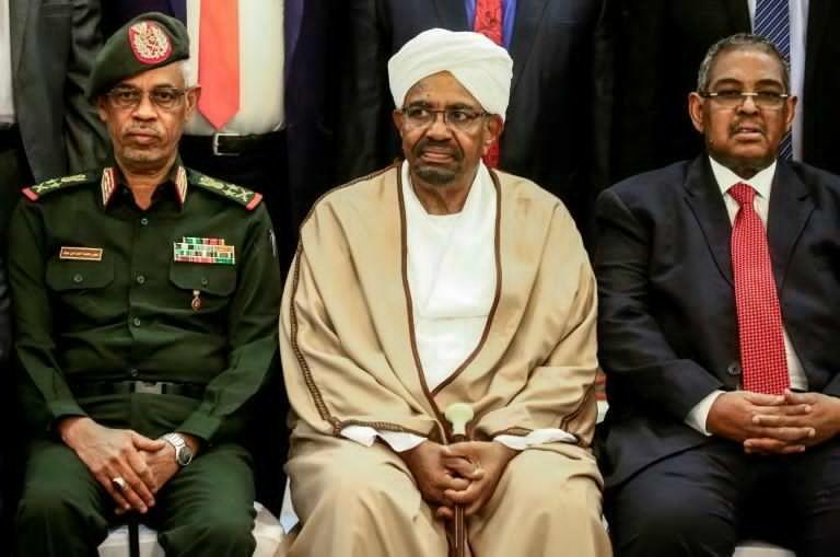 Soudan,président,Président,Béchir,déchu