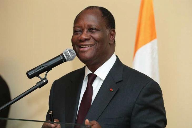 Côte d'Ivoire,  ifinancement des femmes, Ouattara,