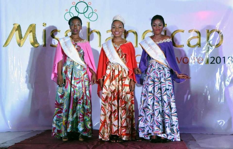 Côte d'Ivoire,Miss Handicap