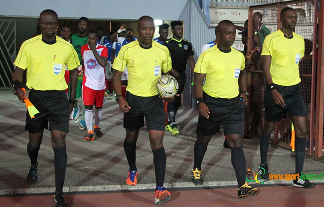 Football,arbitre ivoirien,Can 2019