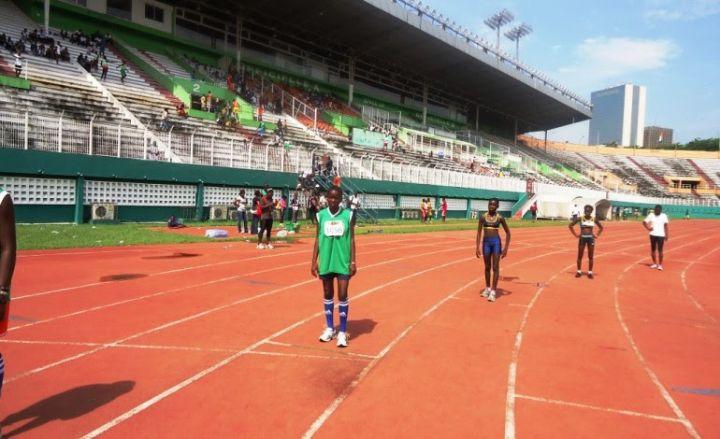 Athlétisme,Afrique