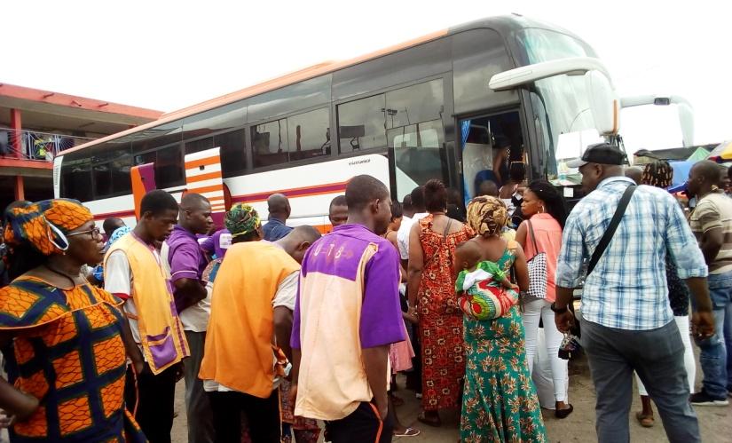 Côte d'Ivoire,Abidjan,Bouaké