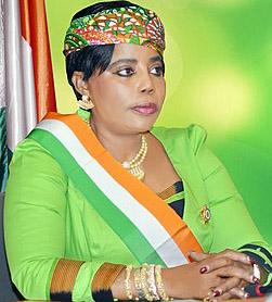 Comité Interparlementaire,Aka Véronique,UEMOA,présidente
