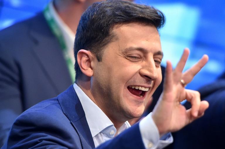 Ukraine,comédien Zelensky,présidentielle en Ukraine,Zelensky