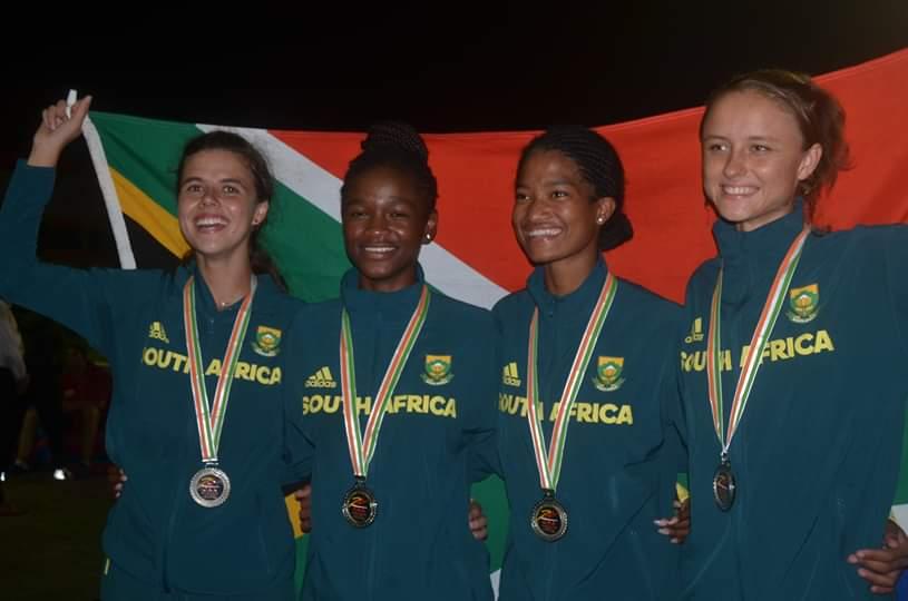 Athlétisme,Championnats d'Afrique des u18 et u20,Classement medailles