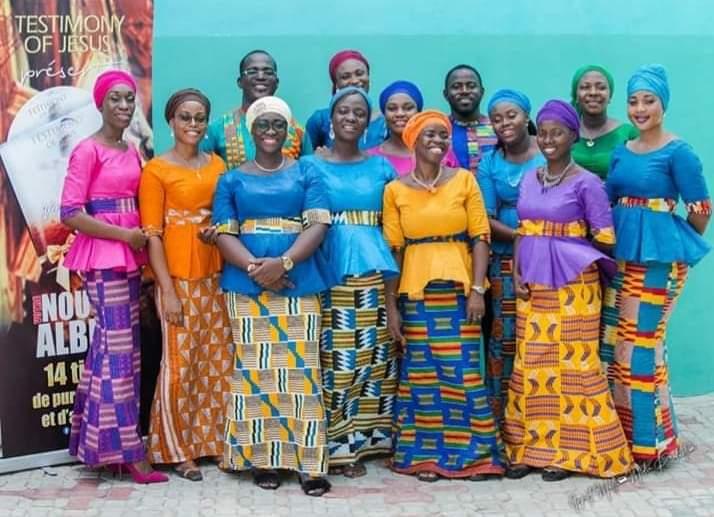Côte d'Ivoire,musique chrétienne,Jésus