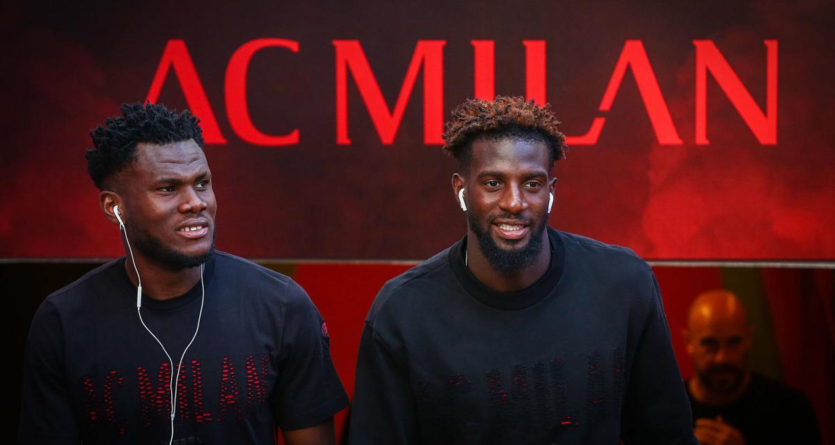 Football,Franck Kessié,Tiémoué Bakayoko