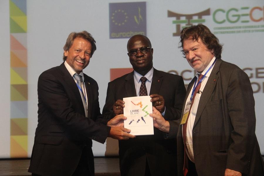 Forum des affaires Côte d'Ivoire -Union européenne