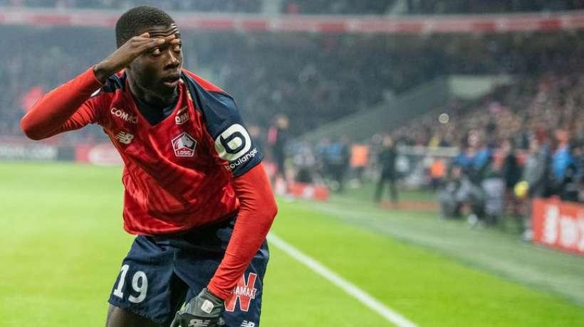 Football,Nicolas Pépé,Eden hasard