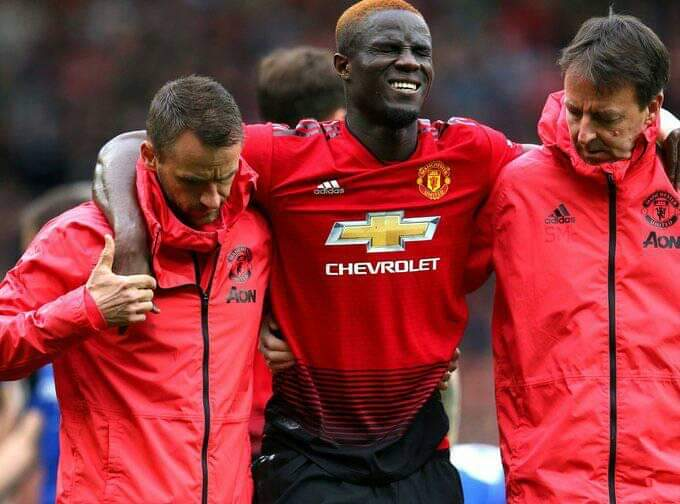 Football,Eric Bailly,Manchester United,Can 2019