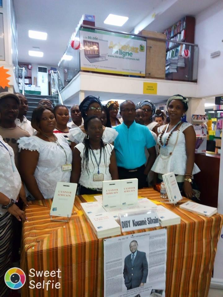 Litératture,L'espoir africain,DKS