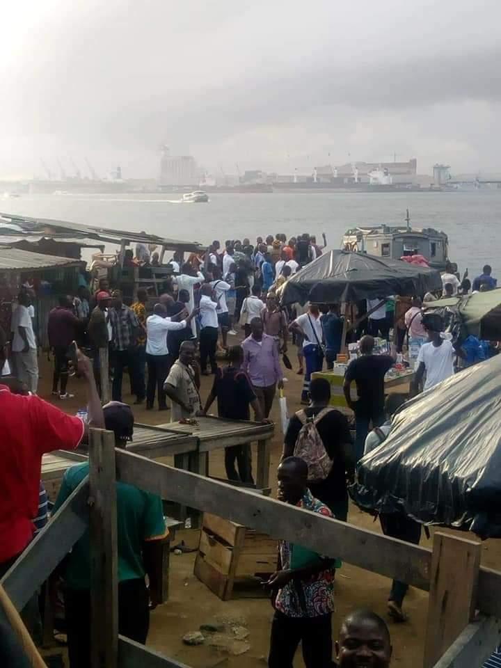 Côte d'Ivoire,,Transport lagunaire,