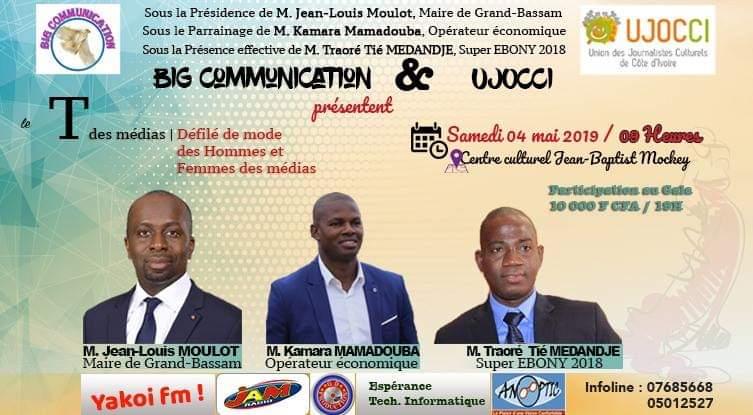Côte d'Ivoire,  media