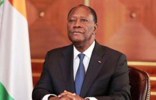 fête du travail,Ouattara absent