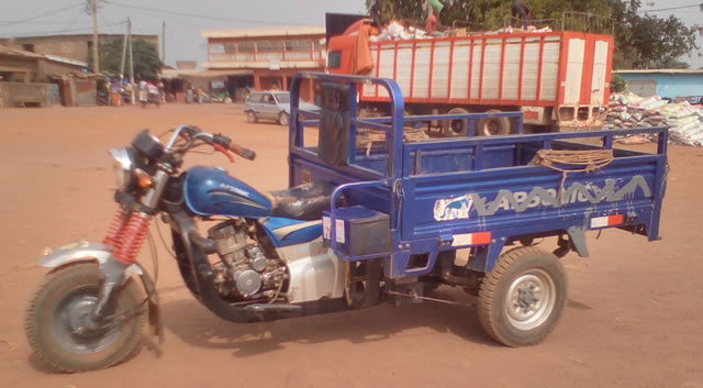 Taxi-motos,Interdiction,Abidjan,Transport