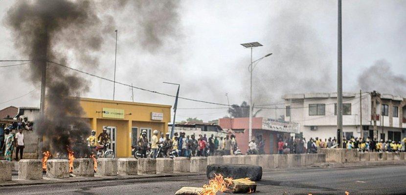 Bénin,Cotonou,violences post-électorales