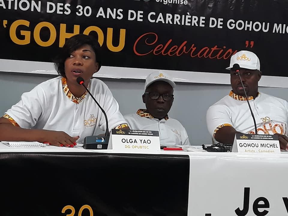 côte d'Ivoire,Michel Gohou