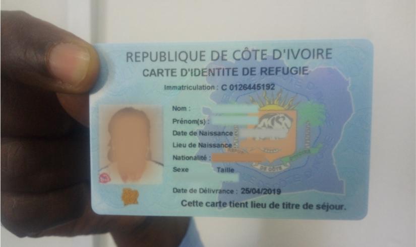Cni,Refugiés,Côte d'Ivoire