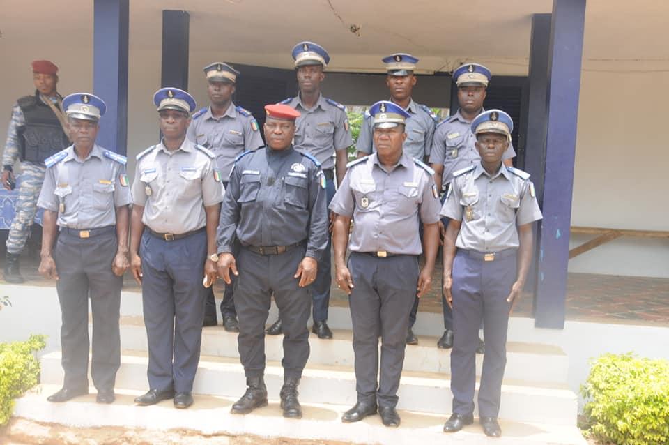 Côte d'Ivoire,gendarmerie nationale,Apalo Touré