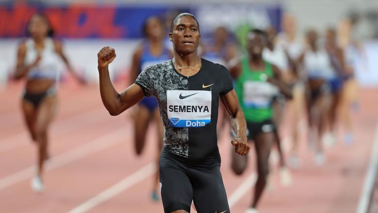 Athlétisme,Caster Semenya,Doha,,Tribunal arbitral du sport