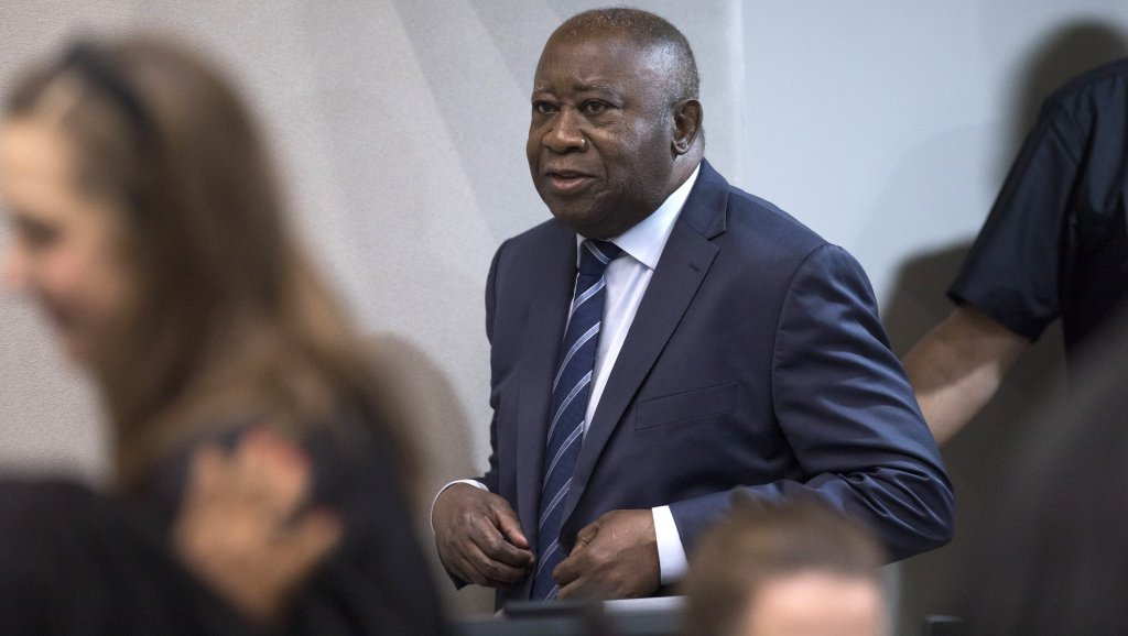 Laurent Gbagbo,Belgique,Scheveningen,Haye