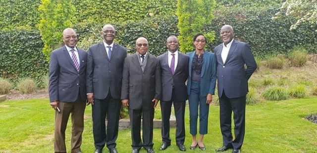 Visite Pdci à  Laurent gbagbo,Guikahué