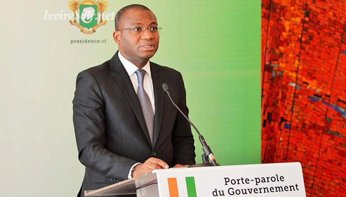 Côte d'Ivoire,Conseil des ministres,Communiqué