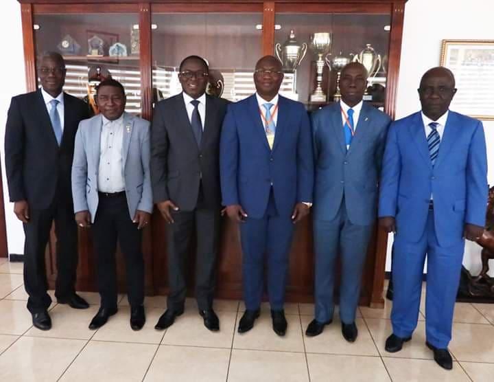 Football,Ministère des Sports,Danho Paulin,UFOA-B,Ebimpé