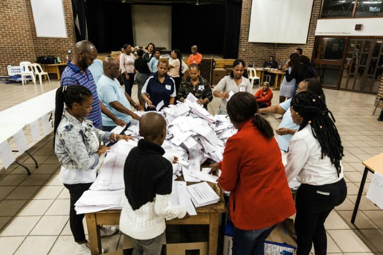 Afrique du Sud,Législatives