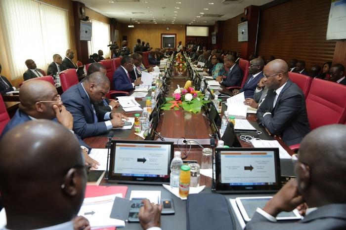 Budget,Cote d'Ivoire
