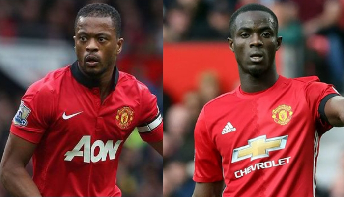 Football,Eric Bailly,Patrice Evra