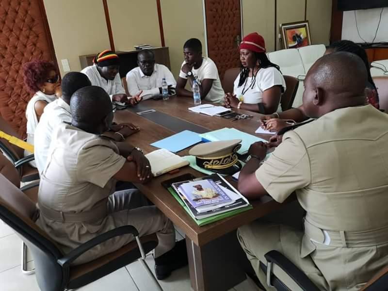 Burida,préfet d'Abidjan.