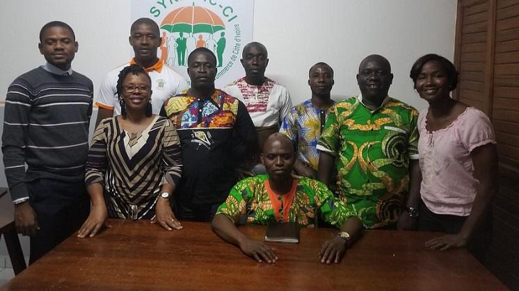grève,ministère du Commerce,syndicats