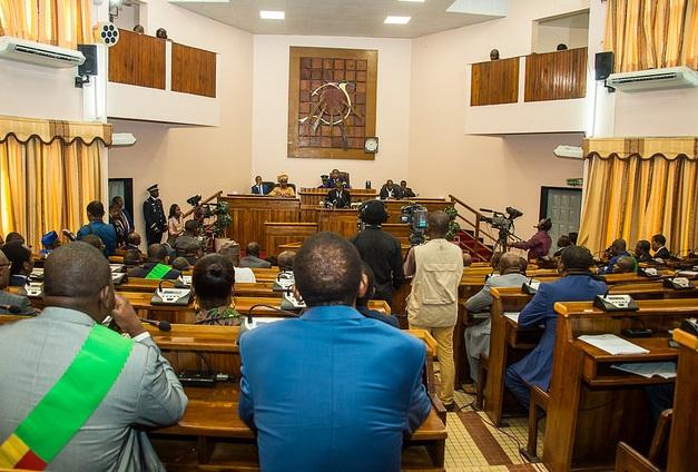 Bénin,Assemblée nationale,installation de la 8e législature
