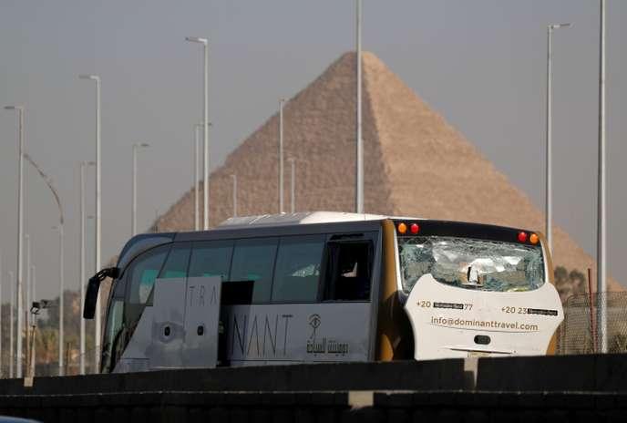 Egypte,attentat