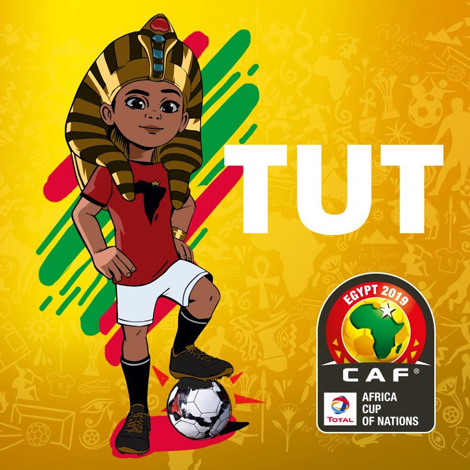 Football,Can 2019,Mascote officielle
