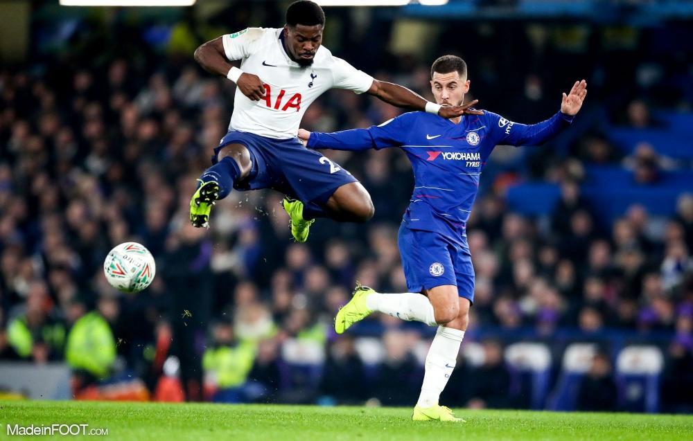 Football,Serge Aurier,Capitaine des Elephants de Cote d'Ivoire,Can 2019,Tottenham,Ligue européenne des champions