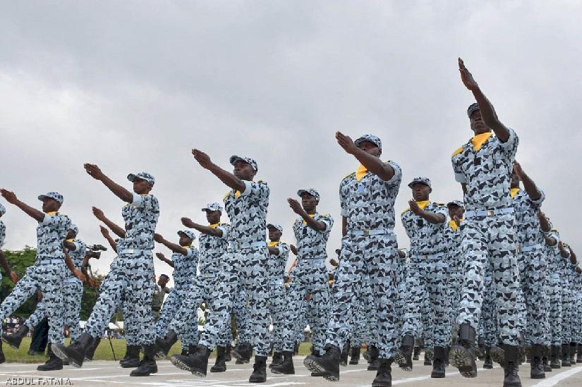 Concours de police,Côte d'Ivoire,Dossiers